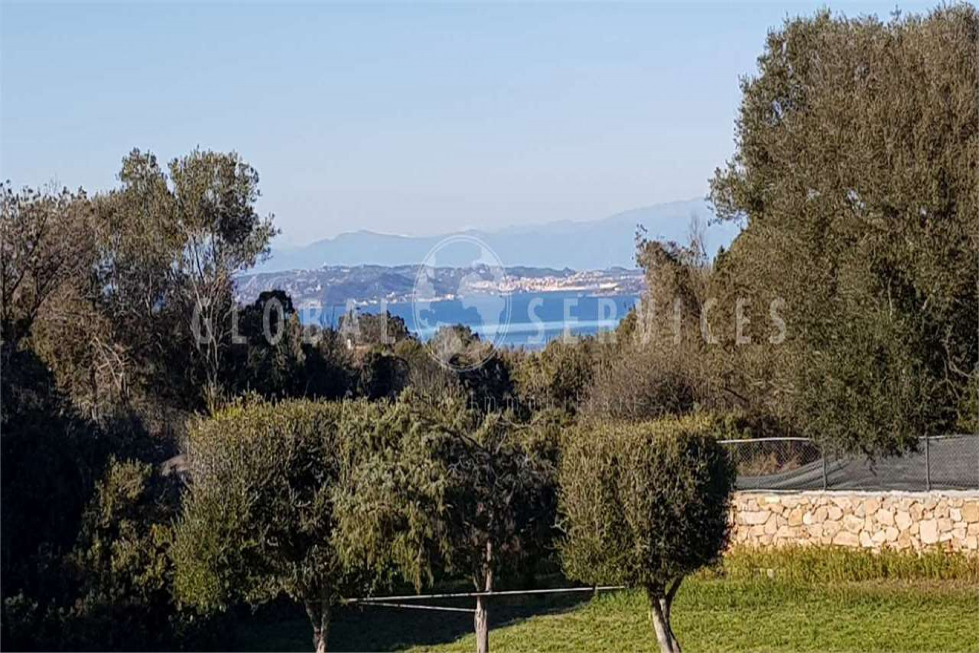 Baia Sardinia villa with swimming pool for sale