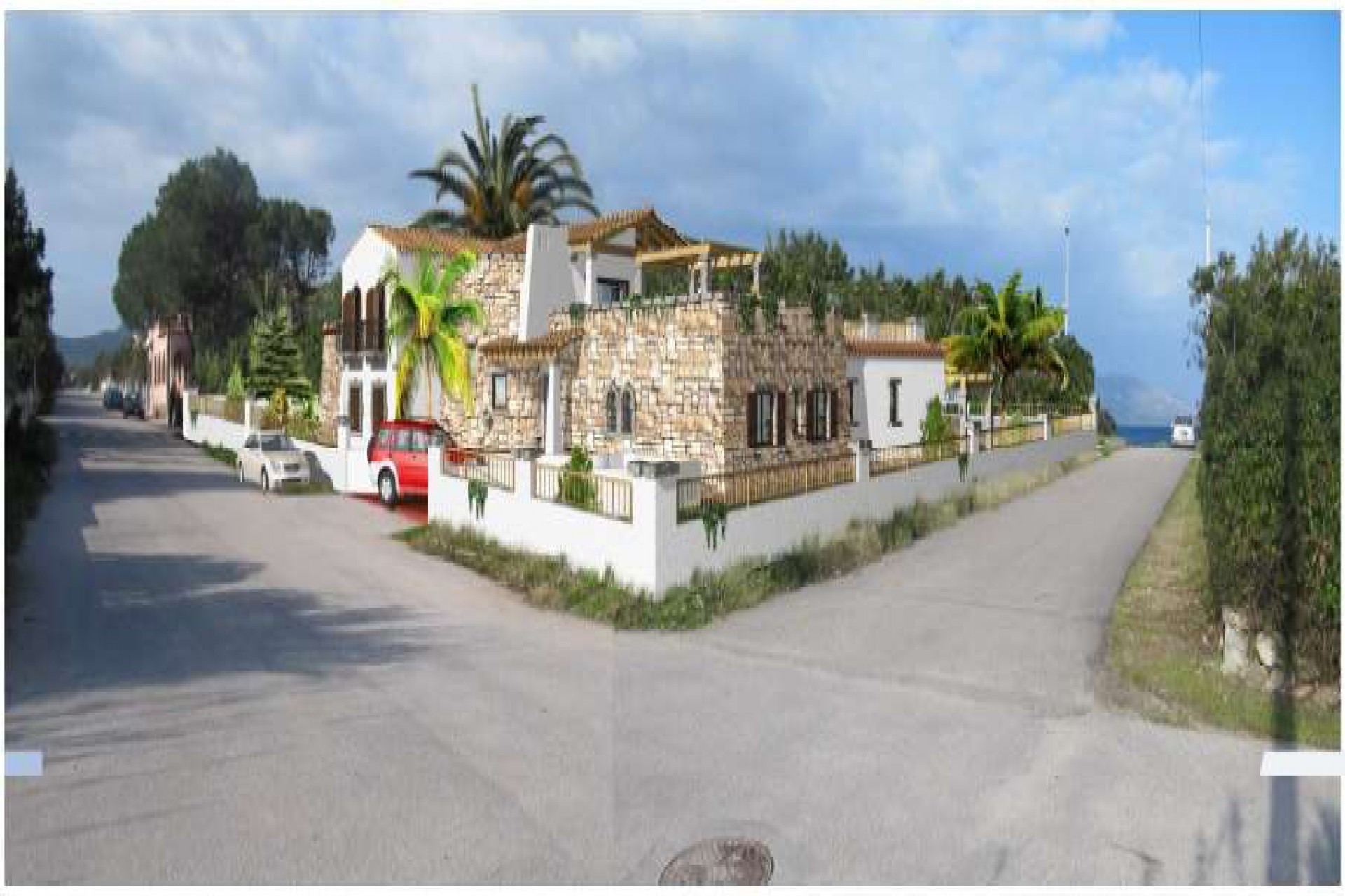 Olbia Pittulongu prestigious villa for sale