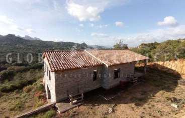 San Pantaleo Monti Canaglia three villas for sale