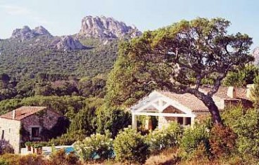 San Pantaleo Costa Smeralda villa for sale
