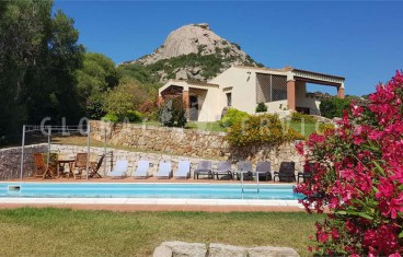 Baia Sardinia villa for sale